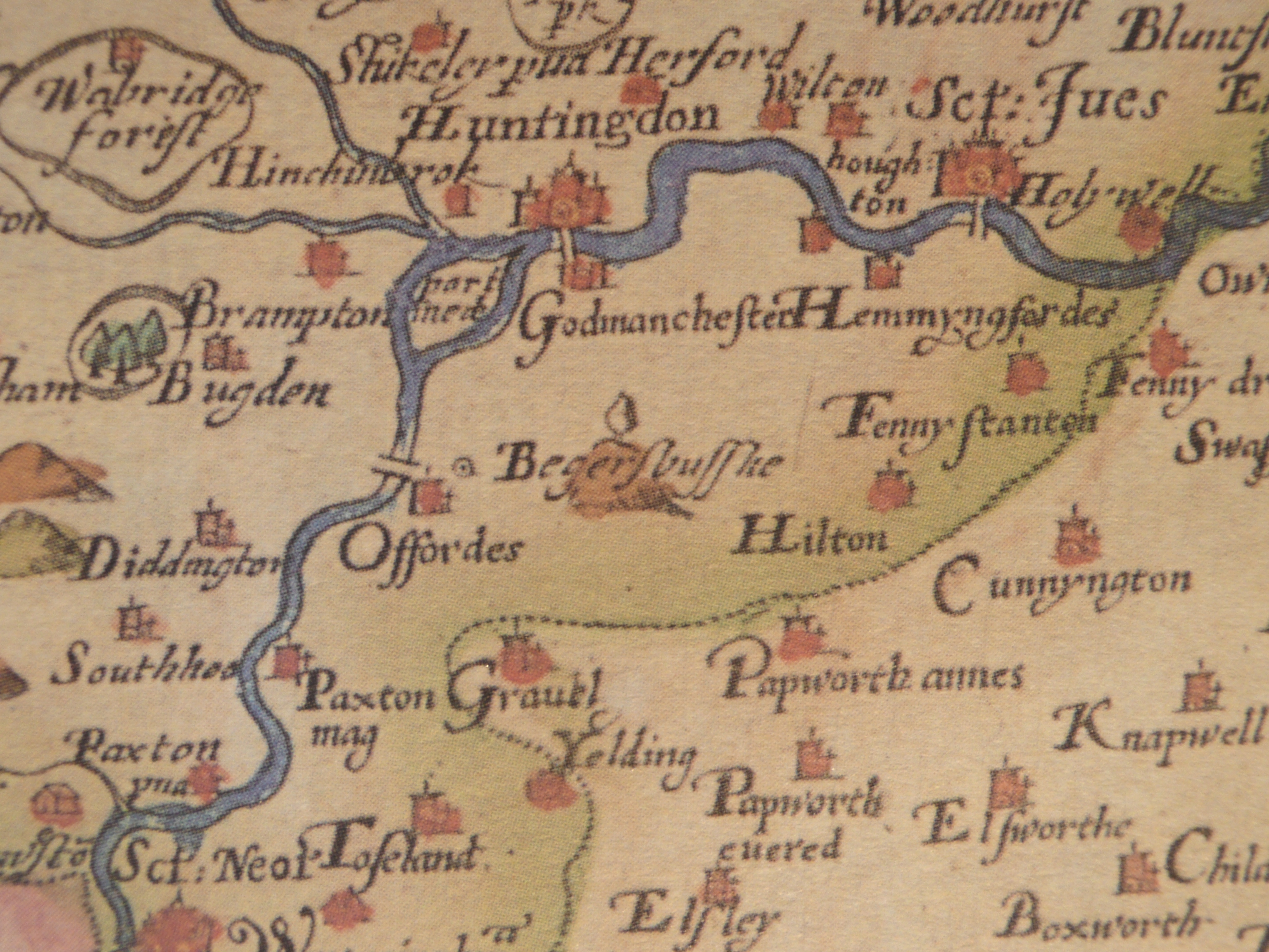 Map Of England 1800.Beggars Bush Blog Archive Christopher Saxton S Five Counties Map